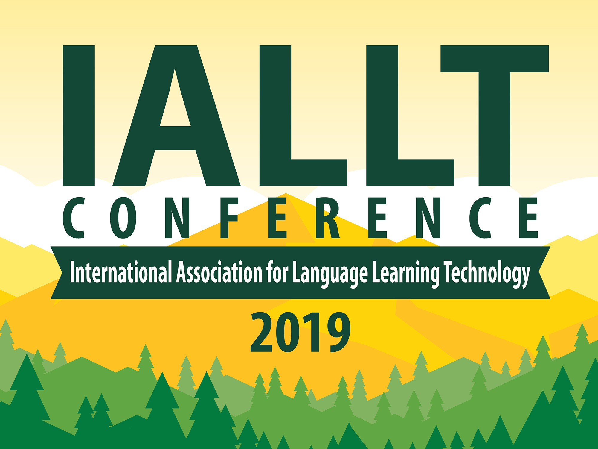 IALLT 2019 conf logo