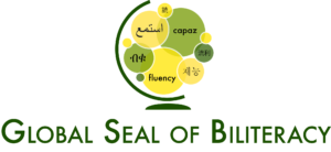 logo Global Seal of Biliteracy